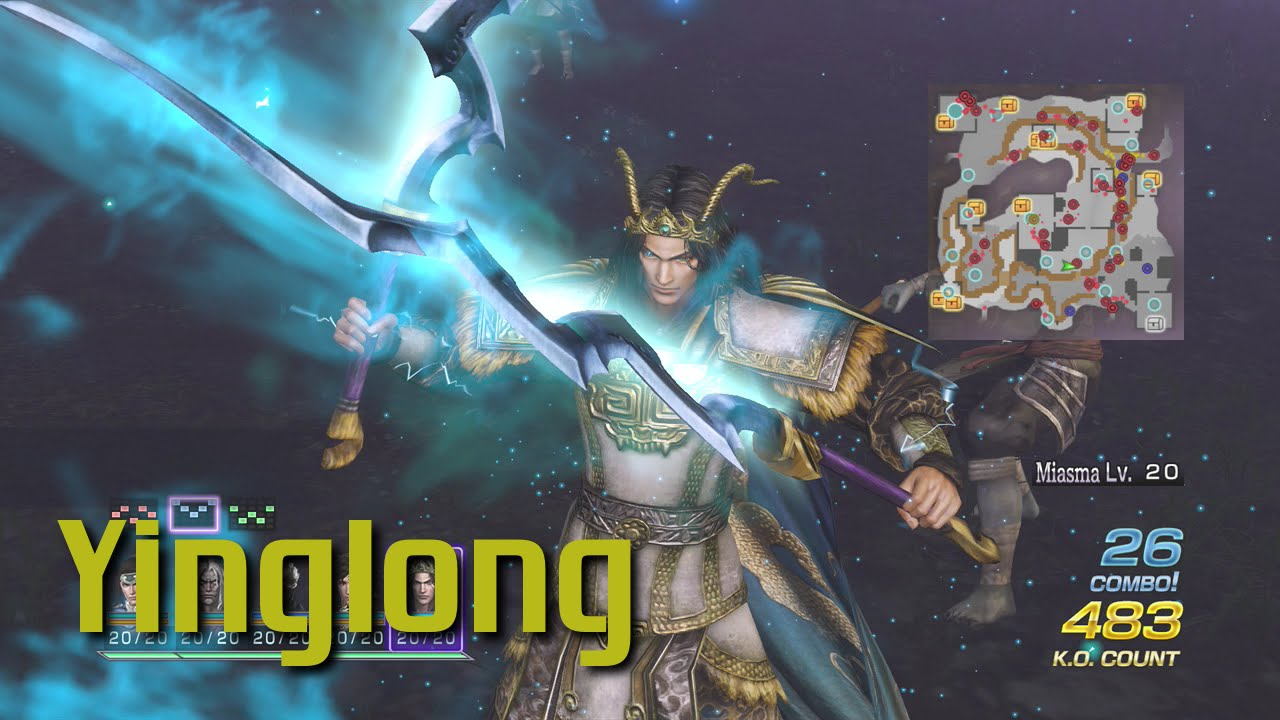 Image result for 5. Yinglong