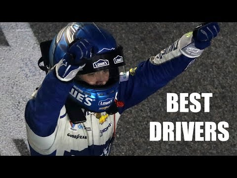 NASCAR's Top 5 Best Drivers Right Now