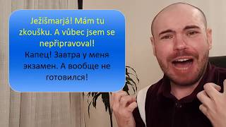 Čeština pro každý den 1 - полезные фразы на чешском