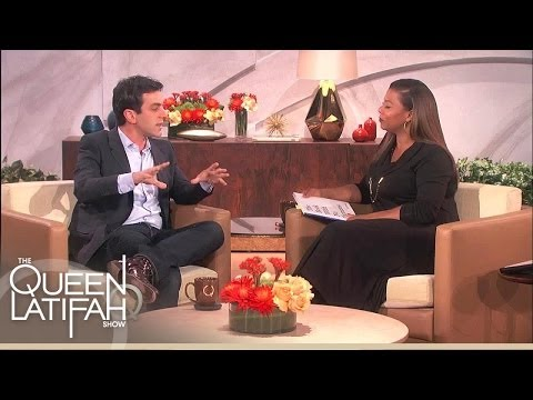 B.J. Novak On His Book With No Pictures | The Queen Latifah Show