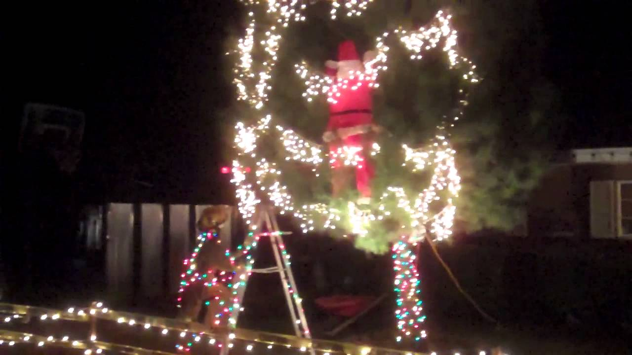 Winterhaven Festival Of Lights 2014 In Tucson
