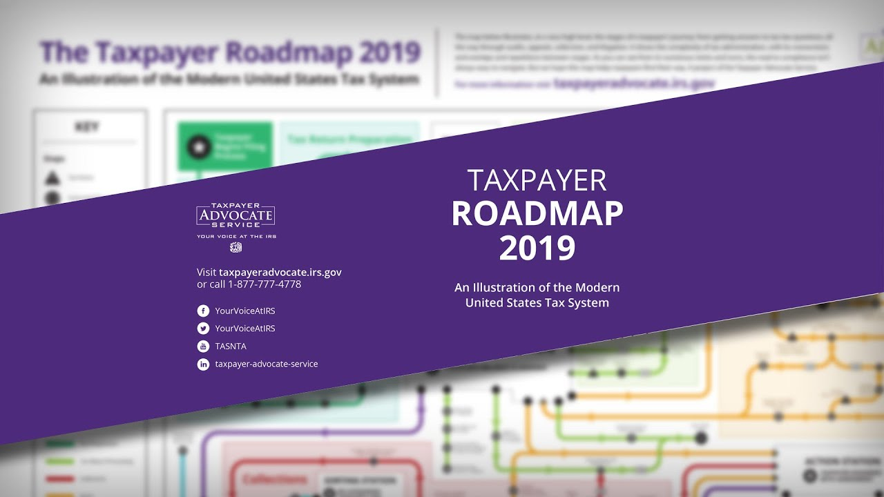 New tax map guides filers through system's twists and turns
