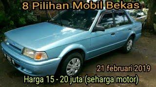 Daftar Harga Mobil Bekas Cuma 15 Jutaan Daerah Jawa Timur Youtube
