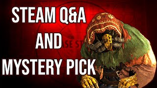 Purveyor Mystery Pick and Steam Queries Answered   Fallout 76 News