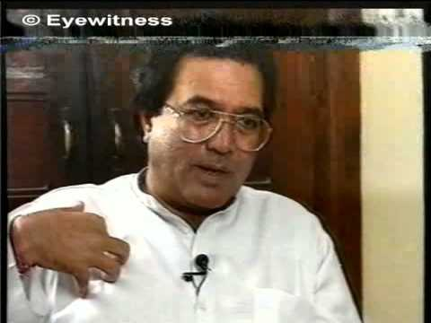 Rajesh Khanna on Eyewitness November1991
