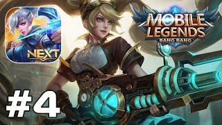 Mobile Legends: Bang Bang - LAYLA - Gameplay Walkthrough Part 4