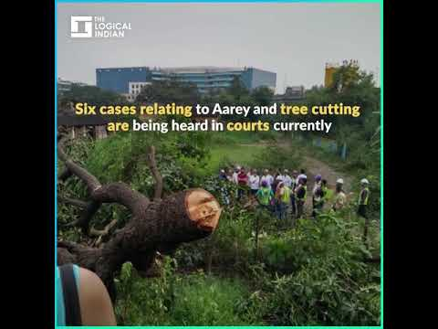 Aarey Forest Controversy - Rs 30,000 Crore Land Scam?