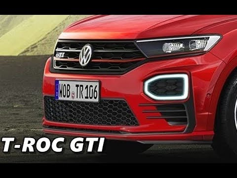 2020 Volkswagen T-Roc GTI? - YouTube