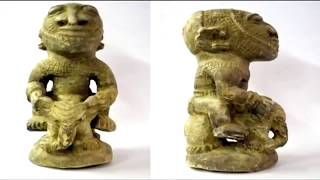Находкам 6О млн лет Сплав стали Техника предков Высокие технологии Карта мира Шестая раса Земли