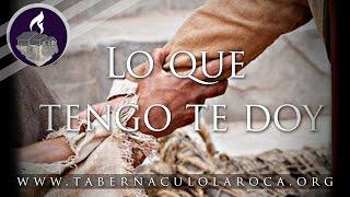 Pastor Carlos Morales - Lo Que Tengo te Doy