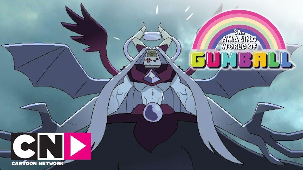 Удивительный мир Гамбола | Игра | Cartoon Network - YouTube