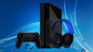 PlayStation 4 Gold Wireless Stereo Headset - Review