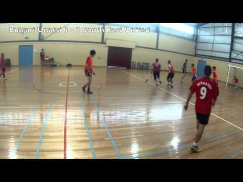 Futsal Fever - Mulgrave - Season 2 - Week 2 - Bulgari Unatsi