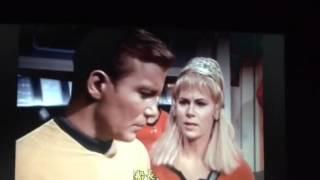 Star Trek Balance of Terror 1966 part 3 clip