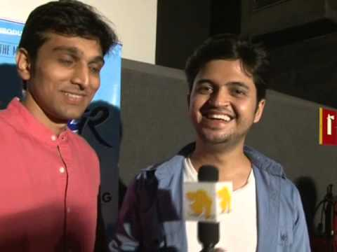 Gujarat film Bey Yaar's star cast shares details of the film with media