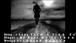 [Vietsub] Lặng Thầm 1 Tình Yêu - Thanh Bùi ft Hồ Ngọc Hà
