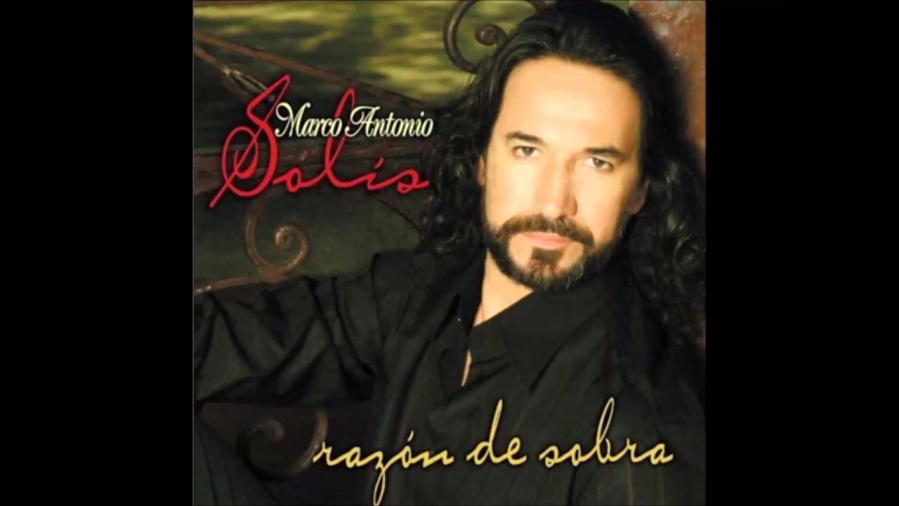 1. Mi Mayor Sacrificio - Marco Antonio Solís - YouTube