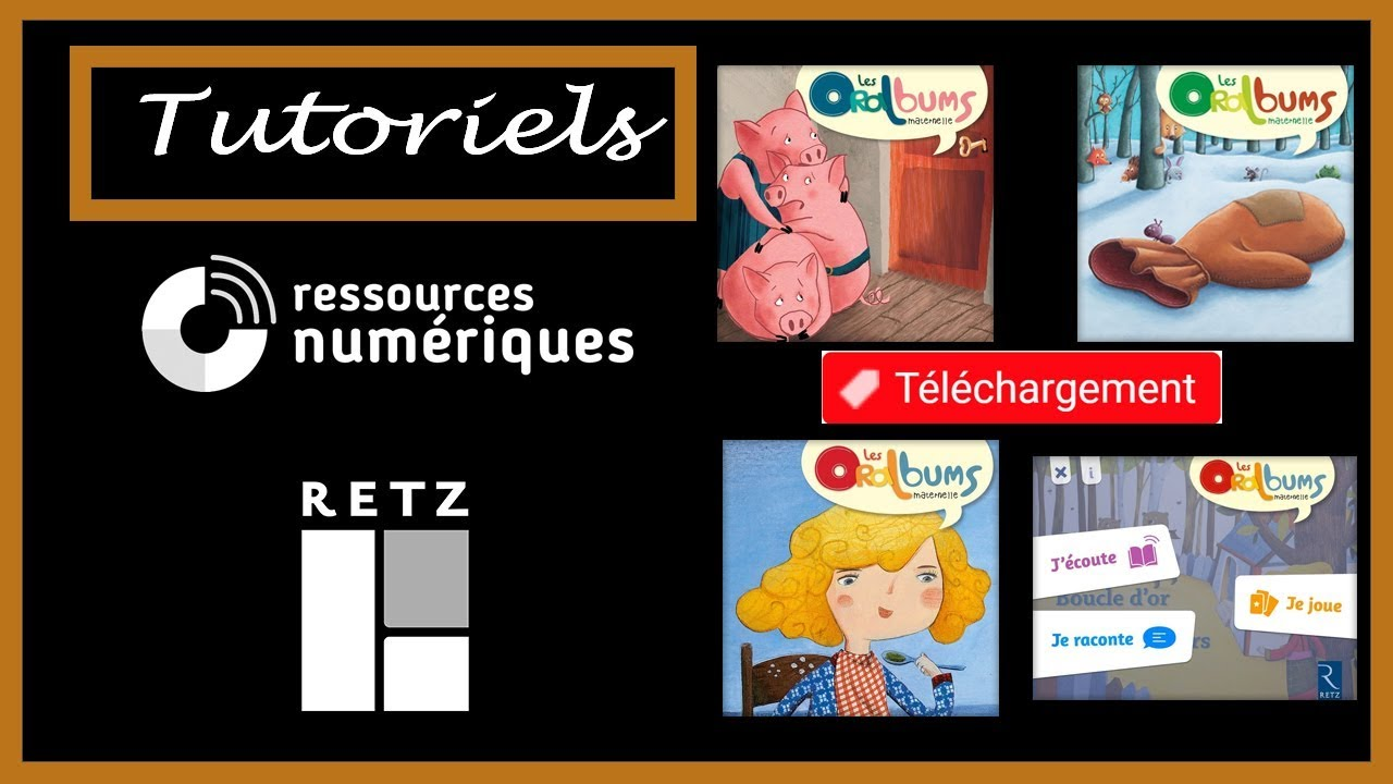 Les Applis Oralbums Youtube