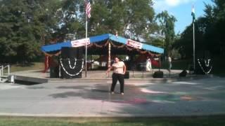 The Elephunk Theme - Festival of India 2012, Roanoke, VA