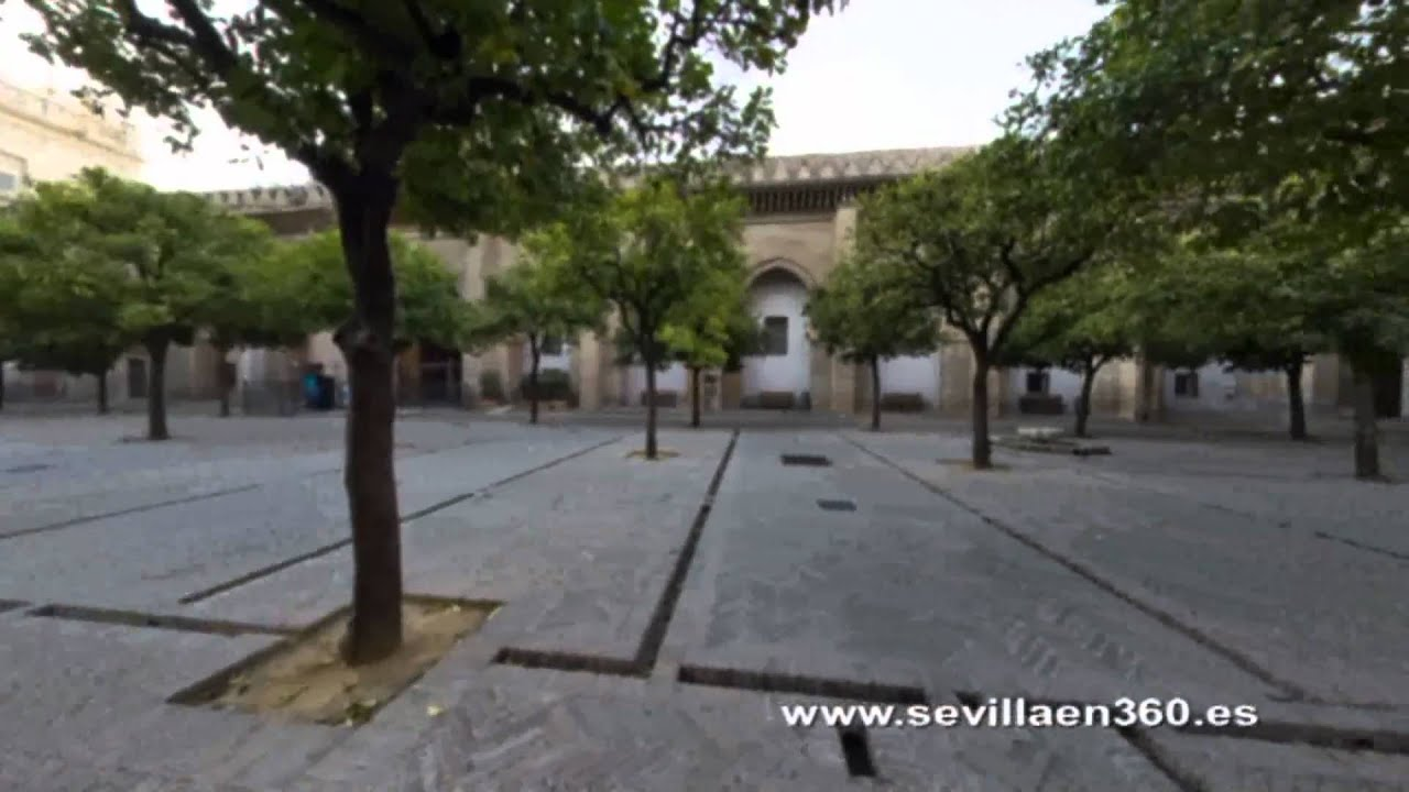La Catedral de Sevilla. Patio de los Naranjos 1 - YouTube