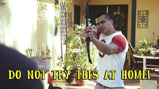 DO NOT TRY THIS AT HOME! | David Lopez