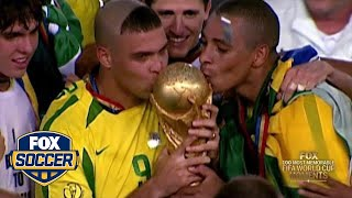 23rd Most Memorable FIFA World Cup Moment: Ronaldo's Redemption | FOX SOCCER
