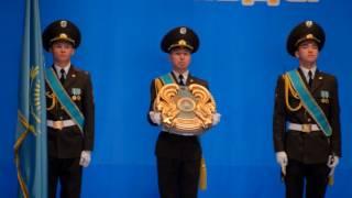 День Государственной символики в Кокшетау [ОК]