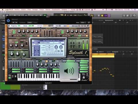 Martin Garrix & MOTI - Virus (Logic Pro X Remake) By: Willie Mireles