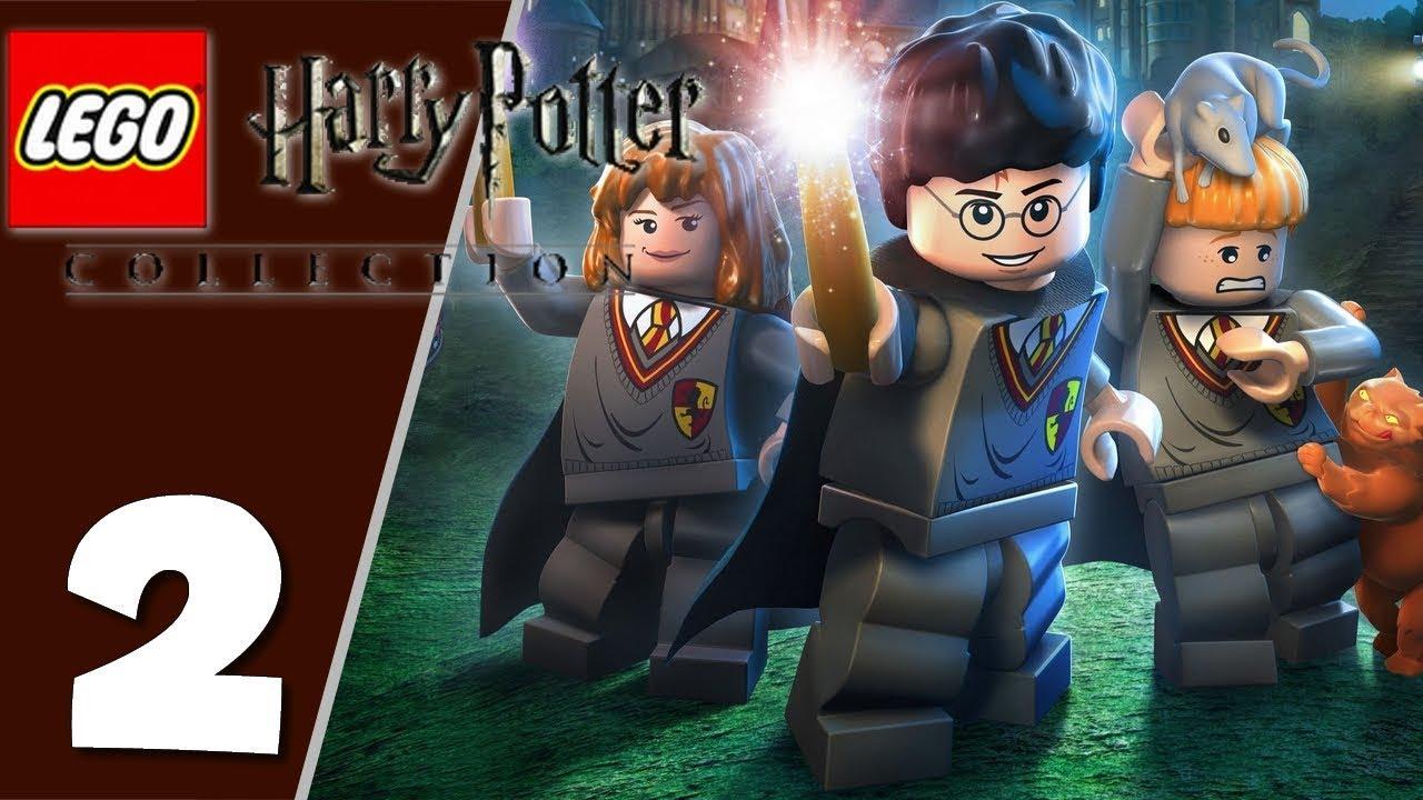 Lego Harry Potter Collection Let S Play Fr 2 Switch Fin Du 1er Livre