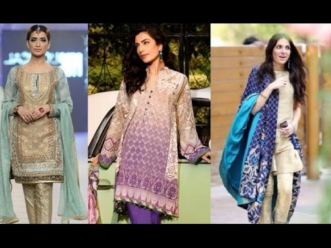 db33375a06 New Fashion Of Bridal Dresses 2017 2018 In Pakistan And India Youtube