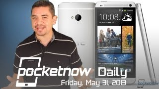 Galaxy S 4 Active render, Nokia testing EOS, HTC Stock Android strategy & More - Pocketnow Daily