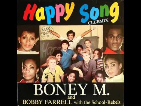 Boney M  Happy Song HQ