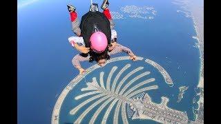 أسيل | في سماء دبي | Fly With Me