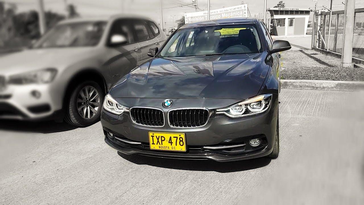 BMW 320i 2016 Análisis