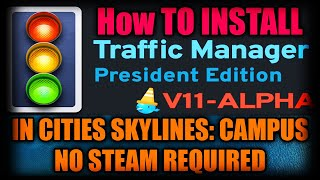 traffic manager: president edition mod