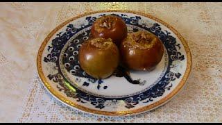 Запеченные яблоки. Что может быть вкуснее запеченных яблок?!