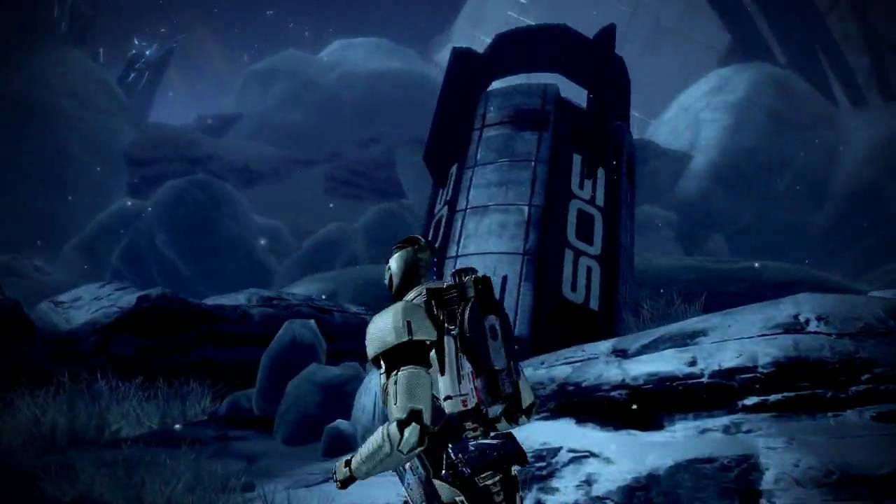 Mass Effect  Normandy Dog Tags