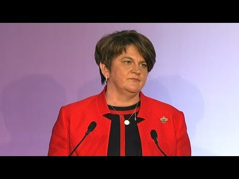 Arlene Foster: PM's Brexit deal 'not in national interest'