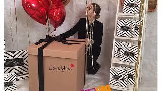 Sevgiliye Uçan Balon Sürprizi - Sevgiliye Balon Gönder