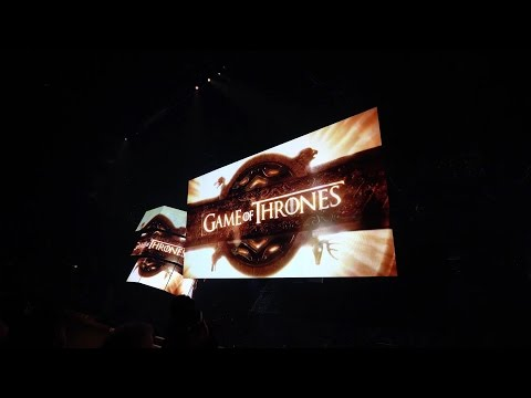 Game of Thrones Live - Opening Number - HD - The Forum Inglewood