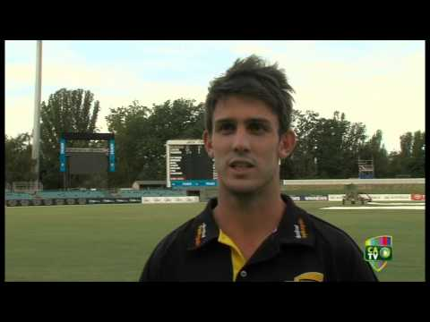 Mitch Marsh praises Blues