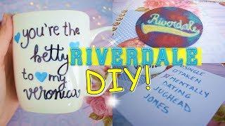 RIVERDALE DIY'S+GIFT IDEAS! | Justanordinarygirl10