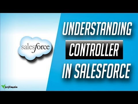 What is controllers in Salesforce || Salesforce Devlopment Tutorial in hindi