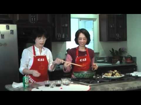Veggie Cooking Club: Cà Tím Kho Chay
