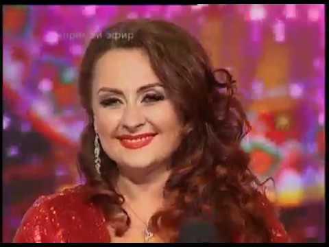 """""""Мое платье"""" Светлана Шиманская в телешоу Ваше Лото"""