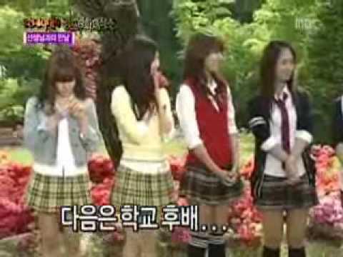SNSD HMF cut Ep4 3# - Yuri as Yoona