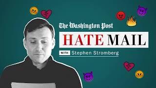 failzoom.com - Washington Post Hate Mail: Stephen Stromberg