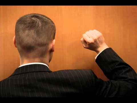 Knocking door sound effect youtube for Door knocking sound