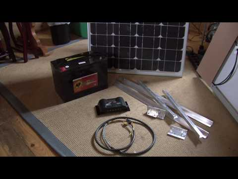 solar panel nachf hrung im eigenbau self made solar tracker funnydog tv. Black Bedroom Furniture Sets. Home Design Ideas