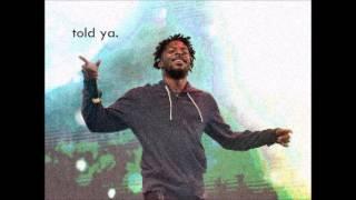 (SOLD)told ya | Isaiah Rashad Type Beat